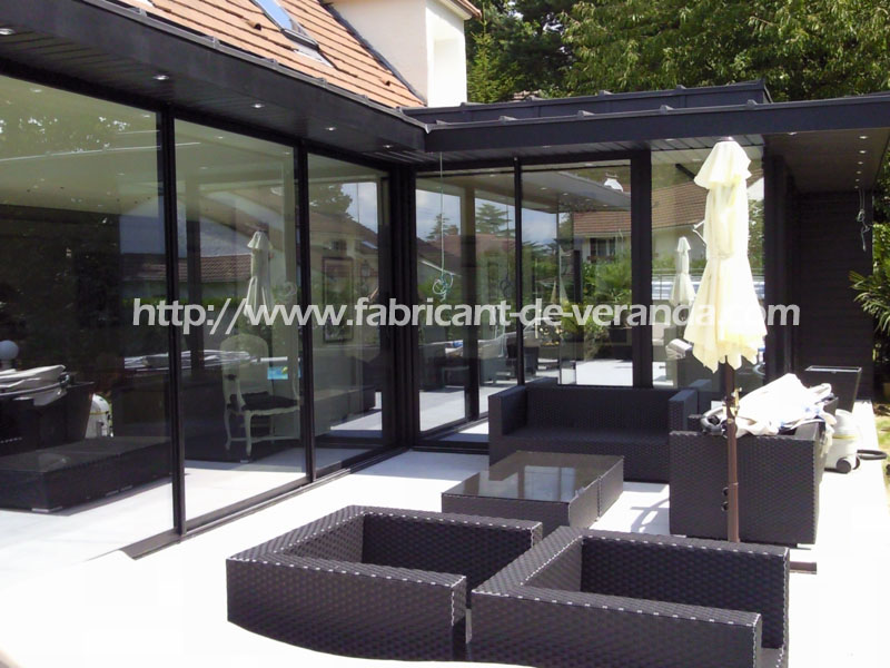 pose v randa aluminium sur mesure en val de marne 94. Black Bedroom Furniture Sets. Home Design Ideas