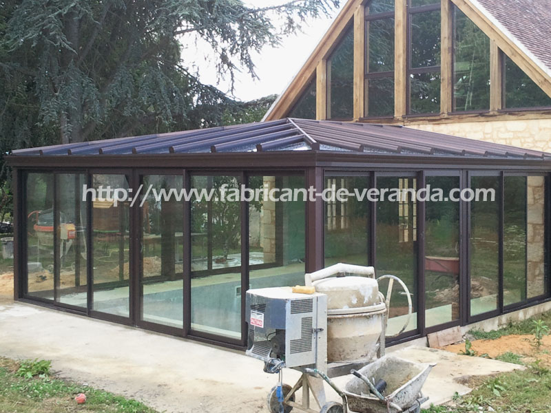 Prix toit v randa - Toit veranda polycarbonate prix ...